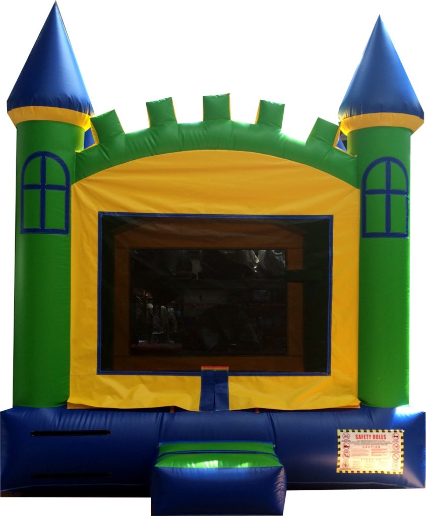 Castle Bounce House Inflatable Rentals