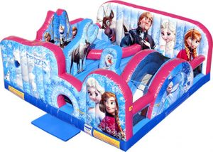 Disney Frozen Toddler Inflatables for rent