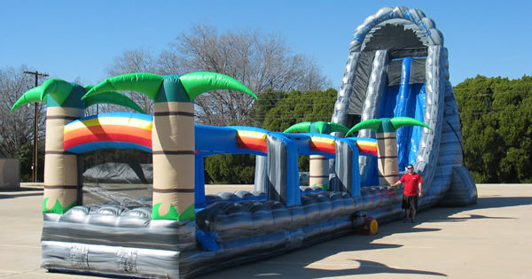 Corporate Event Ideas Water Slide Rentals