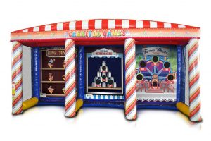 Carnival Game Rentals with Ring Toss, Axe Throw, and Bean Toss Games