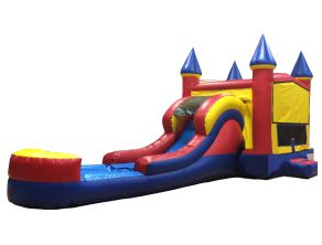 Inflatable Combo Bouncers