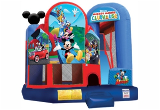 Party Rental Inflatables