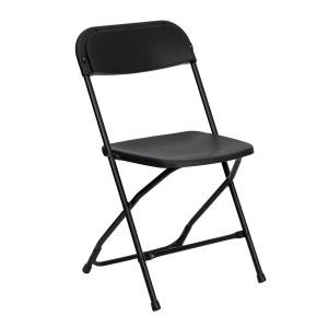 Black Chair Rentals