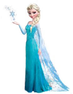 Disney Frozen Inflatable Jump and Slide Rentals with Anna and Elsa