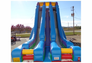 Giant Inflatable Carnival Slide Rentals