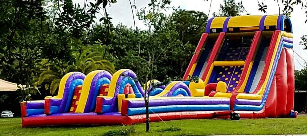 Giant Rush Obstacle Course