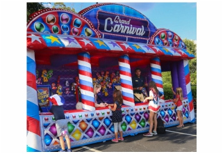 Grand Carnival Event Rental