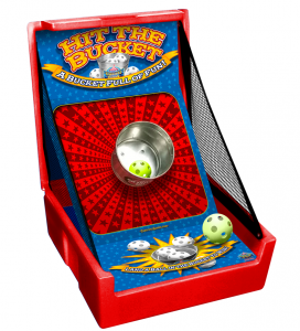 Hit the Bucket Carnival Game Rentals