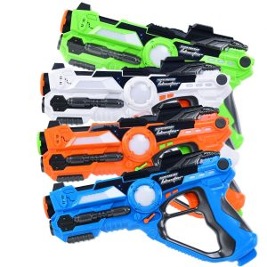Laser Tag Guns For Nerf Maze Inflatables