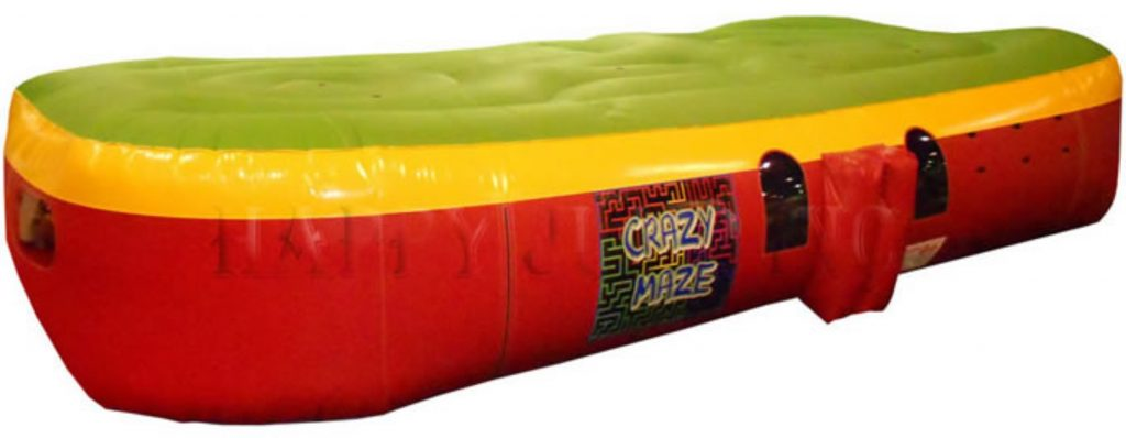 Nerf Maze Madness Nerf or Laser Tag Rental