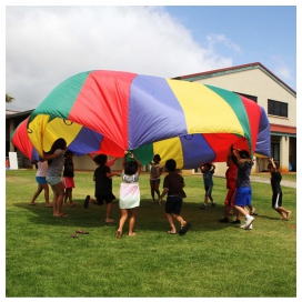 Parachute Event Game Rentals 1