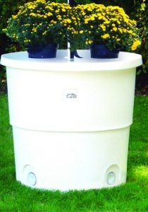 Tent Water Barrel