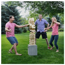 Tumbling Towers Event Game Rentals