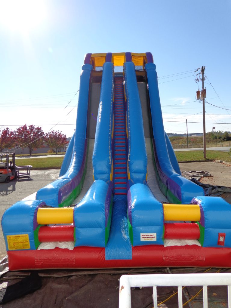 Giant Inflatable Slide Rental The Edge Slide