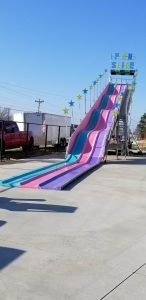 Gigantic Fun Slide Rental