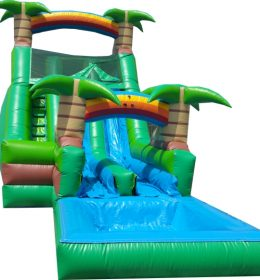 Hawaiian Water Slide Rental