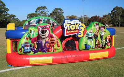 Disney Toy Story Toddler Inflatables for rent