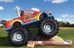 Monster Truck Inflatable Rentals
