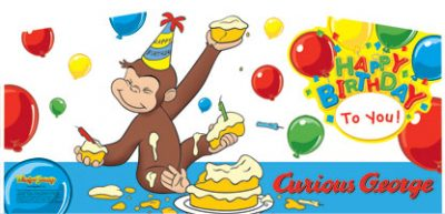 Curious George Bounce House Rentals