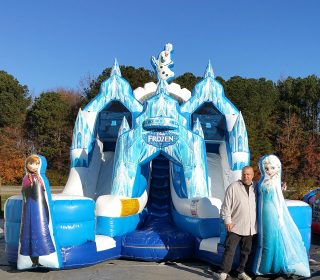 Disney Frozen Water Slide Rentals