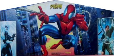 Spiderman Inflatable rentals