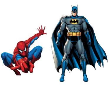 Batman, Spiderman, Avengers, Wonder Woman, Super Girl, Justice League Super Hero Themed Inflatables